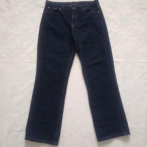 Ralph Lauren dark jeans